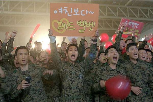 10 lần xuất hiện bất ngờ trong drama của các ca khúc Kpop - 1