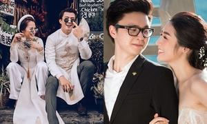 Những sao Việt kết hôn chóng vánh sau vài tháng yêu