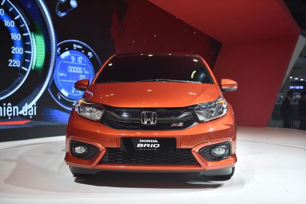 Honda Brio  Thêm lựa chọn mới cho những cô nàng cá tính, sành điệu - 1