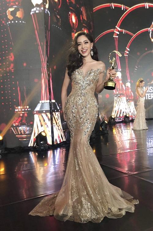 Hành trình của Phương Nga tại Miss Grand International 2018