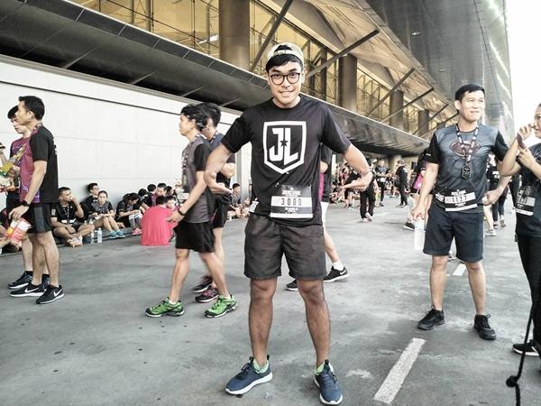 Một số hình ảnh về Justice League Night Run tại Thái Lan - 3
