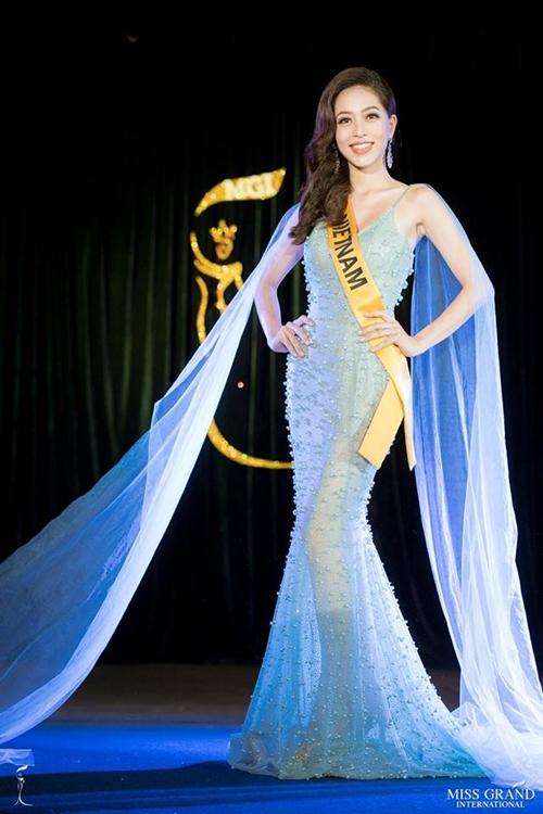 Hành trình của Phương Nga tại Miss Grand International 2018 - 9