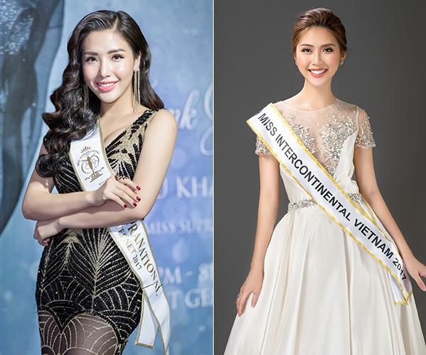 Khánh Phương - Tường Linh không phải là những gương mặt nổi bật trong nước nhưng thi quốc tế vẫn thắng giải bình chọn.