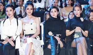 Dàn mỹ nhân đọ sắc ở show thời trang