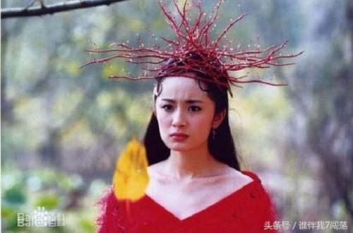 Với tạo hình này, vai hồ ly tinh Tiểu Thiến là vai diễn Dương Mịch muốn quên đi nhất trong sự nghiệp.
