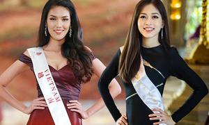 Việt Nam không đối thủ ở 'giải bình chọn' các cuộc thi sắc đẹp