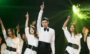 Noo Phước Thịnh, Bảo Anh 'cháy' hết mình cùng Sunmi, Seventeen