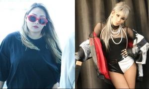 CL gây hoang mang vì khoe ảnh giảm cân 'thần kỳ' sau hai tháng