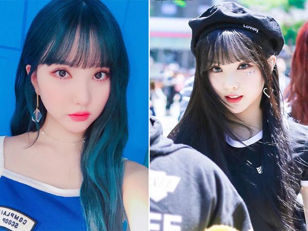Eun Ha vốn sở hữu gương mặt tròn đáng yêu búng ra sữa khiến ai cũng muốn cưng nựng, chính vì vậy, cô nàng coi đây là một ưu điểm và mượn trang điểm để làm khuôn mặt tròn thêm phần xinh đẹp, sắc ảo hơn. Trong những lần biểu diễn trên sân khấu, Eun Ha thường make-up khá đậm với phần mắt được tô điểm công phu cùng mái tóc xõa che bớt hai bên mặt bị to.