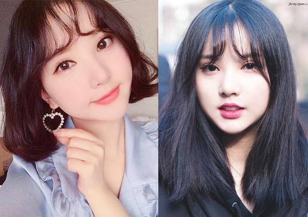 Bên cạnh đó, cô nàng cũng trang điểm nhẹ nhàng khi đi chơi hoặc ra sân bay với style make-up nhẹ nhàng theo tone hồng đào hiện đang gây sốt toàn châu Á.