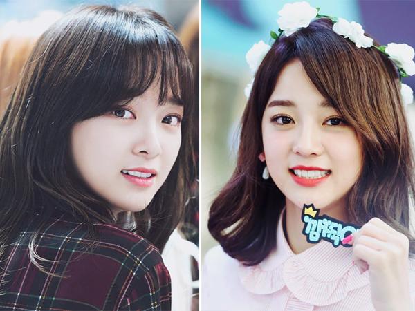 Dù không có gương mặt V-line như nhiều idol khác, nhưng thánh Se Jeong vẫn xinh đẹp rạng ngời chỉ nhờ những bước trang điểm đơn giản. Cô nàng rất ưa kiểu make-up hằng ngày được con gái Hàn rất chuộng, chỉ với vài sản phẩm trang điểm là nữ idol đã có thể khiến gương mặt sắc sảo hơn.