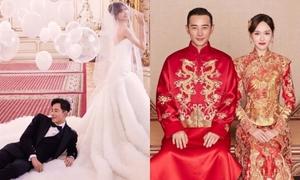 Đường Yên - La Tấn tung ảnh cưới khiến fan không ngừng xuýt xoa