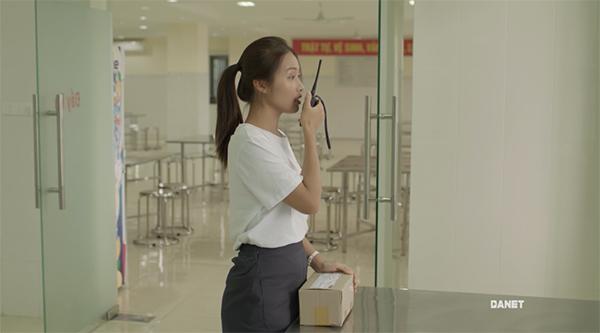 Khả Ngân diễn cảnh ghen tuông đáng yêu không kém Song Hye Kyo - 1