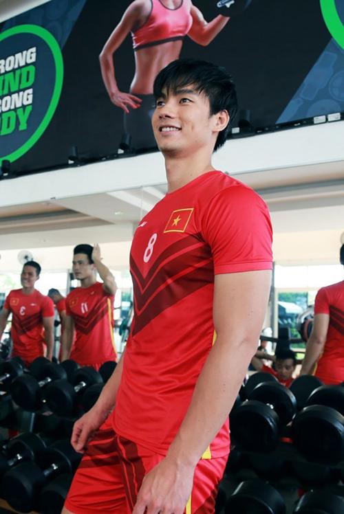 Hội nam thần mới nổi của màn ảnh Việt 2018 - 9