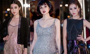 Hoa hậu, mỹ nhân đọ sang chảnh trong đêm bế mạc Tuần lễ thời trang