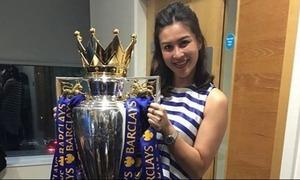 Á hậu Hoàn vũ Thái Lan tử nạn cùng chủ tịch Leicester City trong vụ rơi máy bay