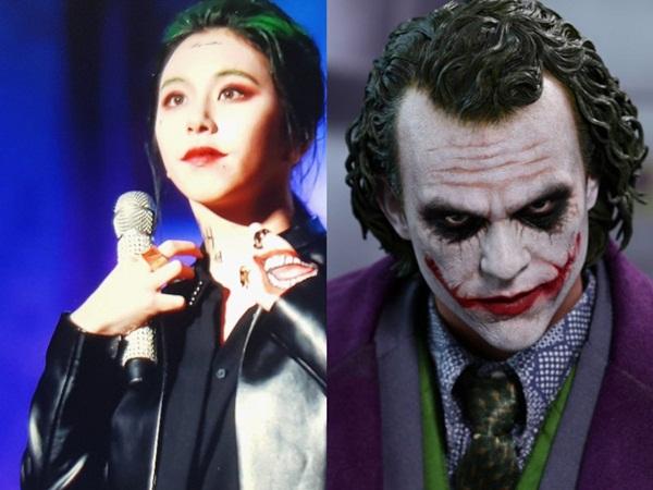 Không thích hóa trang kinh dị hay sexy, Chae Young khiến fan mê mẩn với tạo hình Joker cool ngầu.