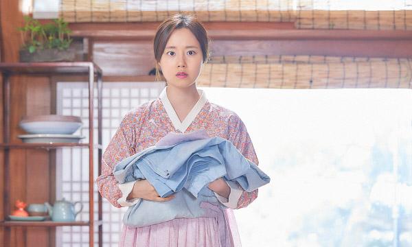 Nàng tiên Sun Ock Nam đi tìm quần áo suốt 669 năm.