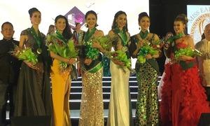 Phương Khánh giành huy chương vàng Trang phục dạ hội