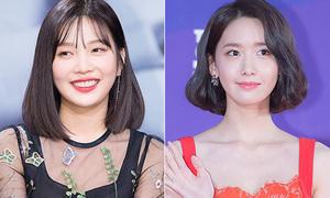 Học sao Hàn cách chọn kiểu tóc đẹp nhất cho từng dáng mặt