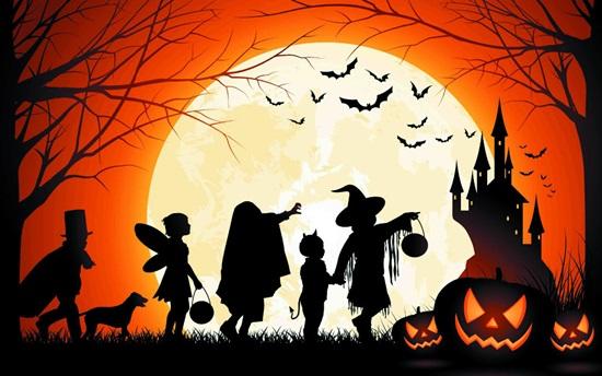 Bạn biết gì về ngày Halloween? - 1