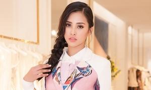 Hoa hậu Tiểu Vy bị kẻ khác mạo danh ký hợp đồng quảng cáo