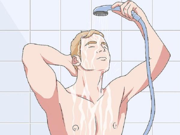 Loại bỏ mùi hôi cơ thể mà không cần dùng sản phẩm khử mùi?