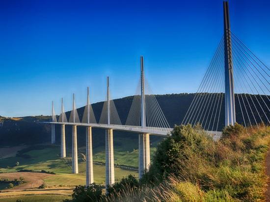 Cầu cạn Millau