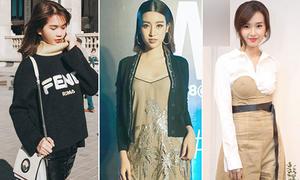 3 mỹ nhân Việt 'trời sinh bánh bèo', mặc đồ cá tính là sến sẩm