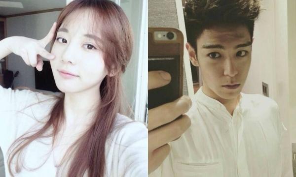 Han Seo Hee từng là bạn gái của T.O.P và dính dáng tới vụ sử dụng cần sa trái phép năm 2017.