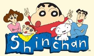 Fan cứng thể hiện trình hiểu biết về 'Shin - Cậu bé bút chì'