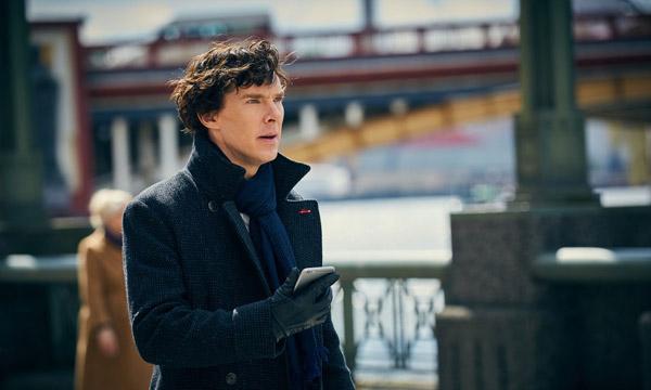 Vai thám tử huyền thoại Sherlock Holmes đã khiến anh nổi tiếng toàn cầu.