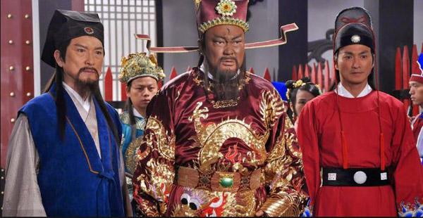 3 nhân vật chính của Bao Thanh Thiên.
