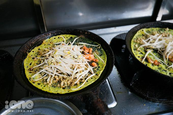 <p> Không chỉ thơm ngon, hợp khẩu vị nhiều người mà bánh còn mang đặc trưng riêng của Đà Nẵng.</p>