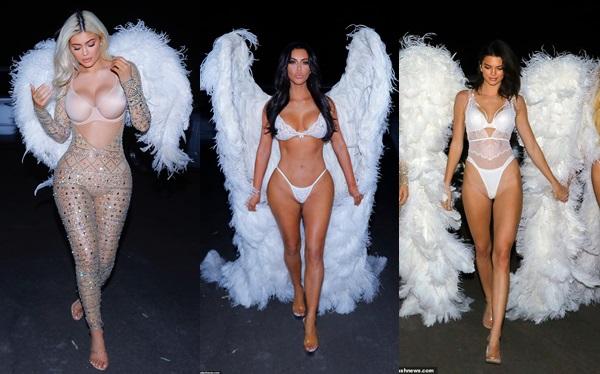 Kylie, Kim và Kendall là những cái tên gây chú ý nhất.