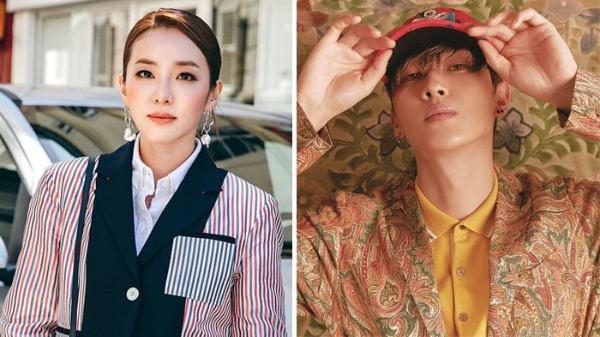 Dara sợ tin hẹn hò còn Eun Hyukl cảm thấy ngại trước hình tượng của dàn nghệ sĩ YG.
