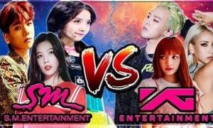Lý do khiến nghệ sĩ YG và SM hiếm khi thân thiết