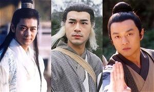 Những 'nam thần' khiến chị em điên đảo trong 'vũ trụ kiếm hiệp' Kim Dung
