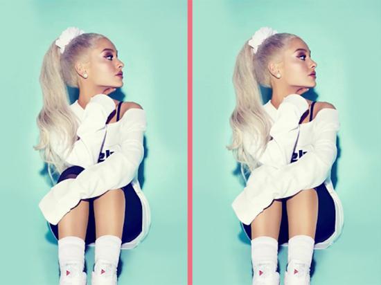Ở Ariana Grande có điểm nào khác lạ? - 4