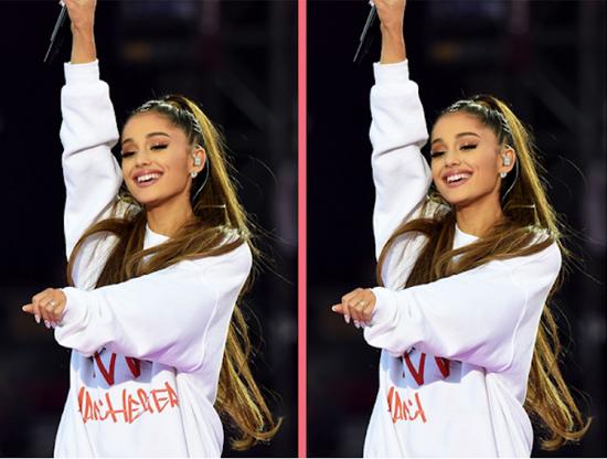 Ở Ariana Grande có điểm nào khác lạ? - 5