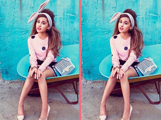 Ở Ariana Grande có điểm nào khác lạ? - 8