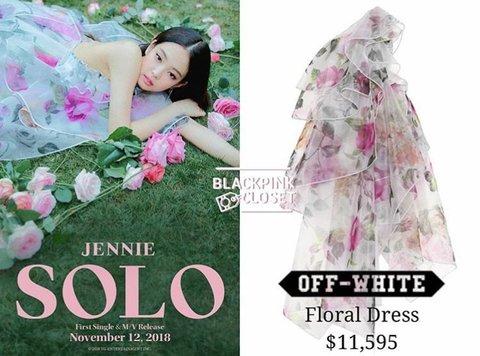 Biểu tượng sang chảnh Jennie diện váy đắt đỏ chuẩn bị solo