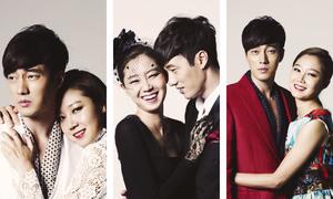 Những diễn viên đóng cặp 'tình bể bình' nhất với nam thần So Ji Sub