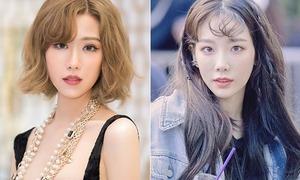 Min bị nghi 'đập mặt xây lại' với nhan sắc mới giống hệt Tae Yeon