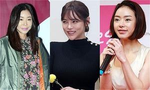 Những diễn viên Hàn hủy hoại nhan sắc tự nhiên vì 'dao kéo'