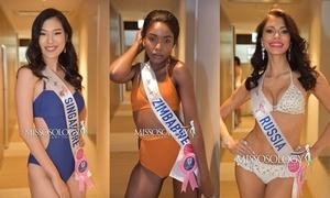 Nhan sắc bị chê 'như bà thím' của dàn thí sinh Hoa hậu Quốc tế 2018