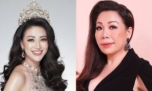 NTK Linh San: 'Không thiên vị cho Phương Khánh khi làm giám khảo Miss Earth 2018'