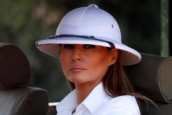 Melania Trump bị chỉ trích vì hóa đơn khách sạn gần 100.000 USD - 1