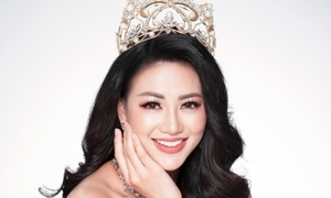 Hành trình đến vương miện Miss Earth của Phương Khánh