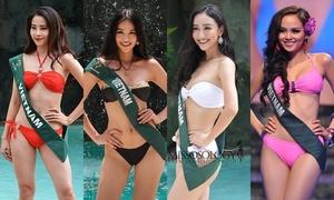 4 mỹ nhân Việt đạt thành tích cao tại Hoa hậu Trái đất